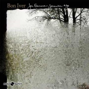 Vinyl, plaat, band, Bon, Iver, For, Emma, Forever, Ago, Lp
