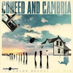 vinyl, plaat, band, Coheed, Cambria, The, Color, Before, The, Sun, Lp