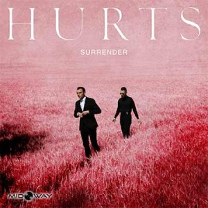 vinyl, plaat, band, Hurts, Surrender, Lp