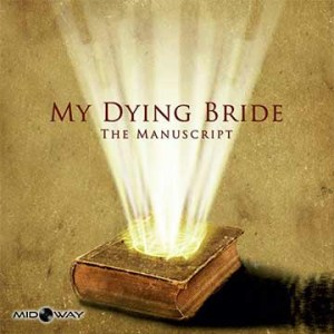 Viny,l plaat, My, Dying, Bride, Manuscript, Ltd, Lp