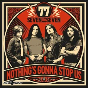 Vinyl, album, Seventy-Seven, Nothing, Gonna, Stop, Us, Lp