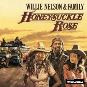Willie, Nelson, Honeysuckle, Rose, Lp