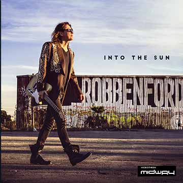 Robben, Ford, Into, The, Sun, Lp