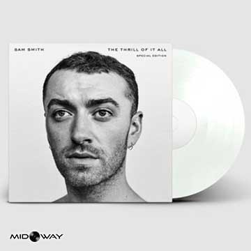 Sam Smith | The Thrill Of It All Deluxe (LP)
