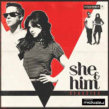 She, Him, Classics, Lp
