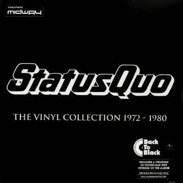 Status, Quo, The, Vinyl, Collection, 1972, 1980