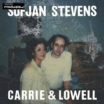 Sufjan, Stevens, Carrie, Lowell, Lp, vinyl, album