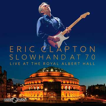 vinyl, album, artiest, Eric, Clapton, Slowhand, At, 70, Live, The, Royal, Alb, Lp