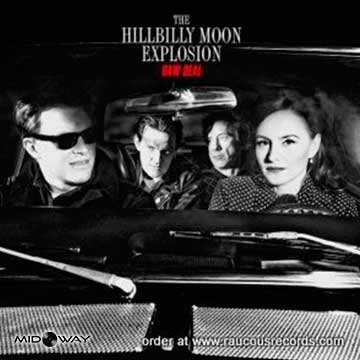 vinyl, album, band, Hillbilly, Moon, Explosion, Raw, Deal, 180Gr,  Lp