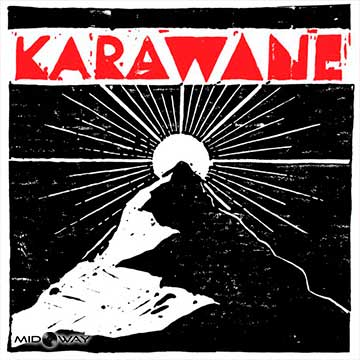 vinyl, album, band, Karawane, Lp