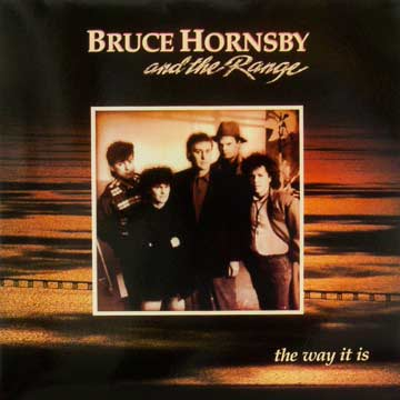 Vinyl, album, Bruce, Hornsby, and, The, Rang, Way, It, Is, Lp