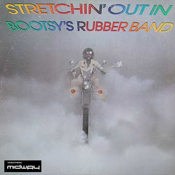 vinyl, album, Bootsy'S, Rubber, Band,  Stretchin, Out, In, Lp