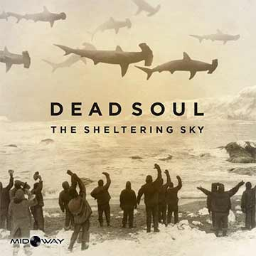vinyl, plaat, band, Dead, Soul, Sheltering, sky, Lp