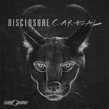 Vinyl plaat van Disclosure | Caracal (Lp)
