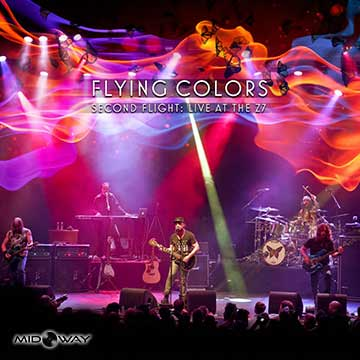 Flying Colors | Second Flight Live -Hq- (Lp)