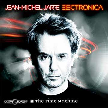 vinyl, plaat, artiest, Jean, Michel, Jarre, Electronica, 1, The, Time, Machine, Lp