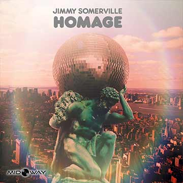 Vinyl, plaat, Jimmy, Somerville, Homage, Lp