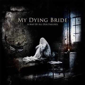 Vinyl, plaat, My, Dying, Bride, A, Map, Of, All, Our, Failures, Lp