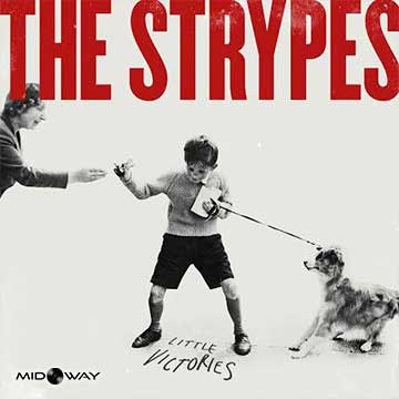vinyl, plaat, band, The, Strypes, Little, Victories, Lp