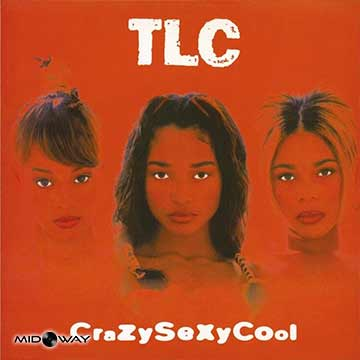 vinyl, plaat, band, Tlc, Crazysexycool, Lp