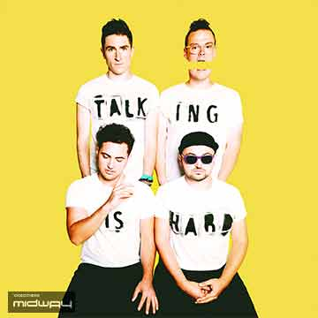 Walk The Moon | Talking Is Hard (Lp)