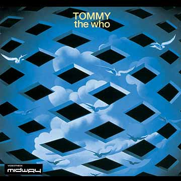 Who, Tommy, Hq,  Lp